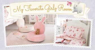 My Favorite Girly Room