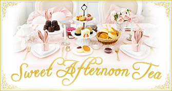 Sweet Afternoon Tea