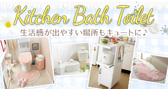 Kitchen Bath Toilet
