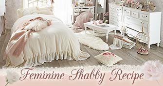 Feminine Shabby Recipe