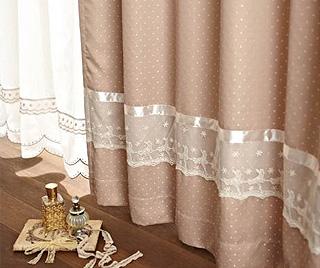 遮光カーテン(100×178・2枚組)