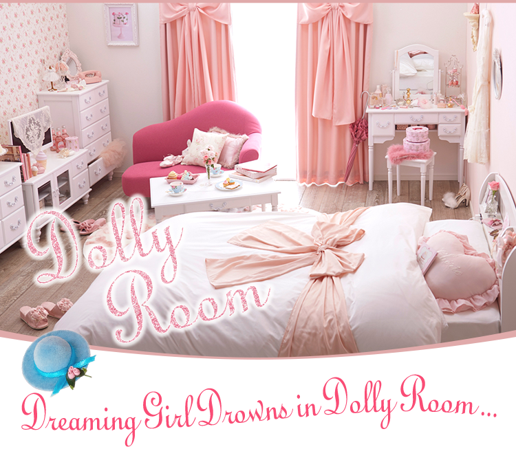 Dreaming Girl Drowns in Dolly Room ...