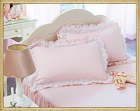 Pink bedroom ピンクベッドルーム