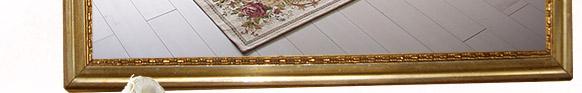 【直送】ベルギー製肌触りの良いゴブラン織りバラ柄ラグ(200×200)