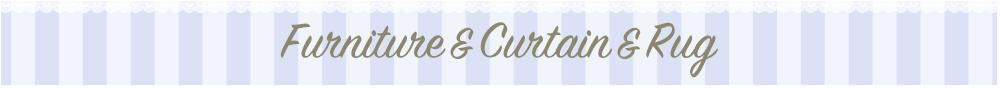 Furniture&Curtain&Rug