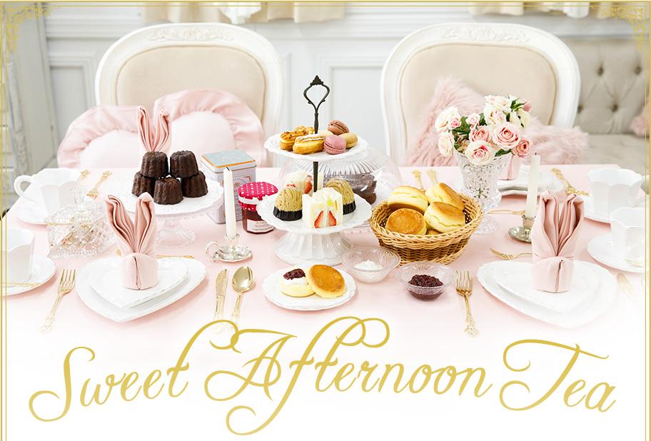 Sweet Afternoon Tea