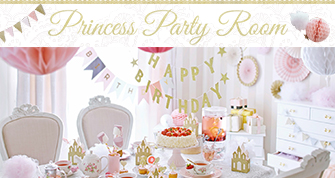 Princess Party Room