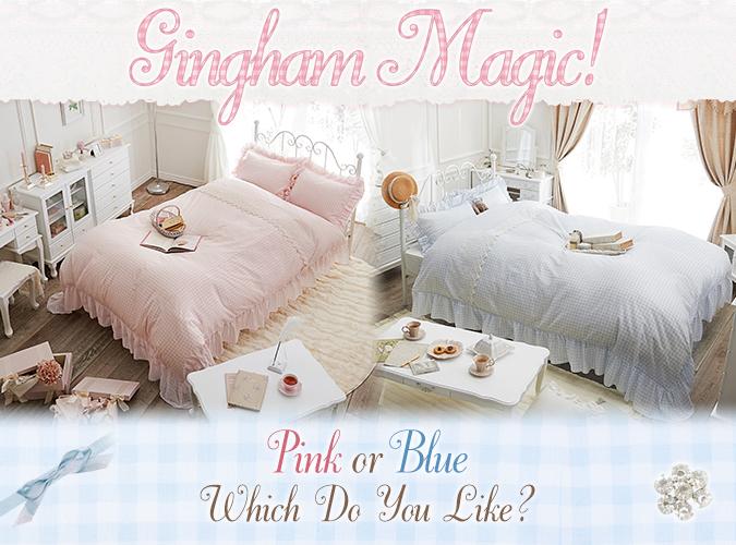 Gingham Magic!