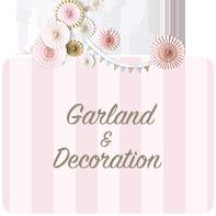 Garland&Decoration